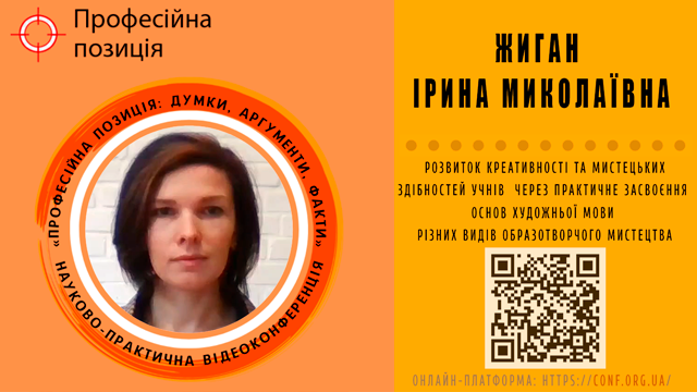 Жиган Ірина Миколаївна